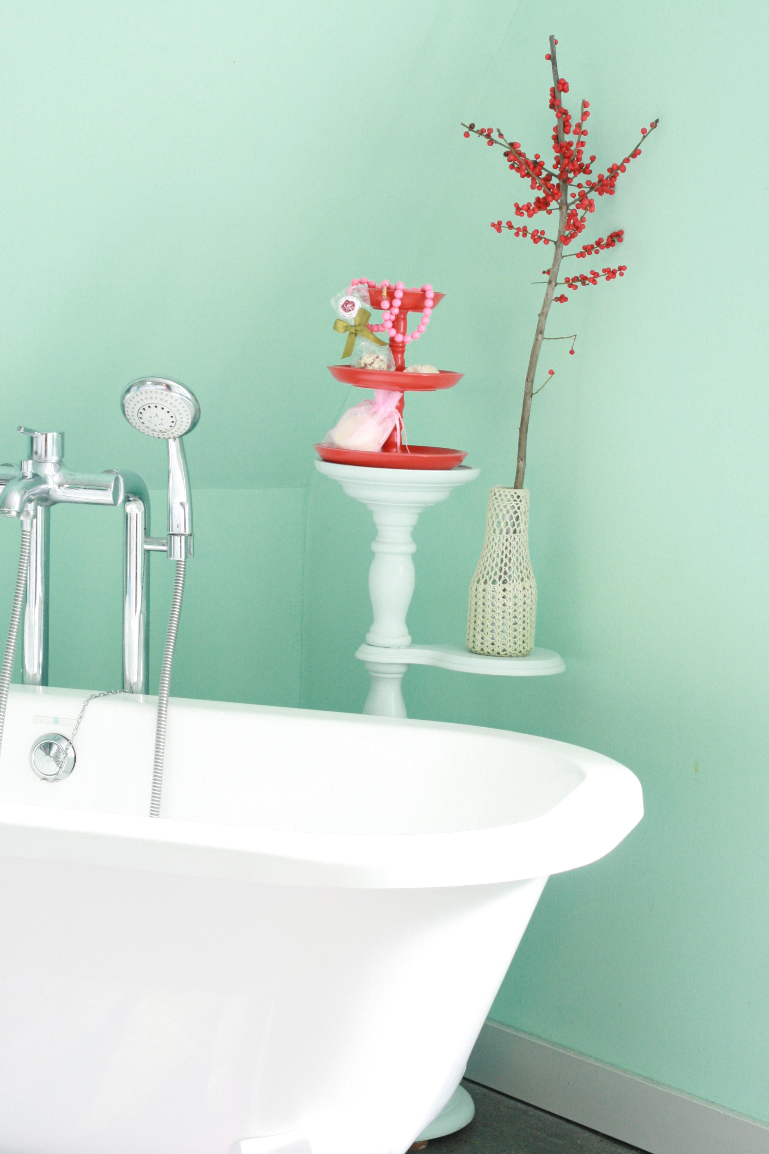 weihnachtliches badezimmer! | my home is my horst