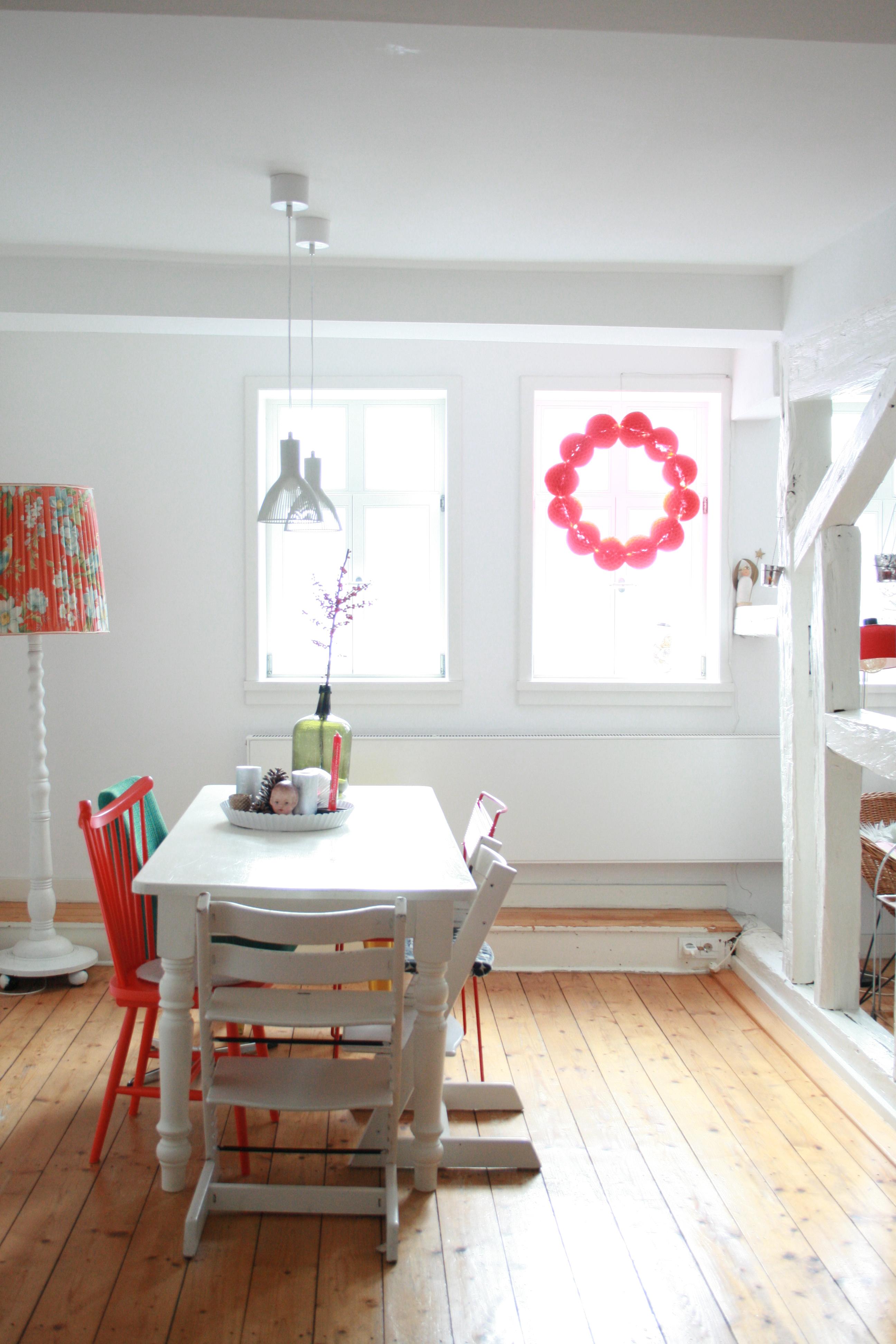 Einblicke ins vorweihnachtliche Wohnzimmer | My home is my horst