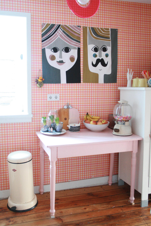 Geschirrtücher, die zu schön sind zum Benutzen… | My home is my horst