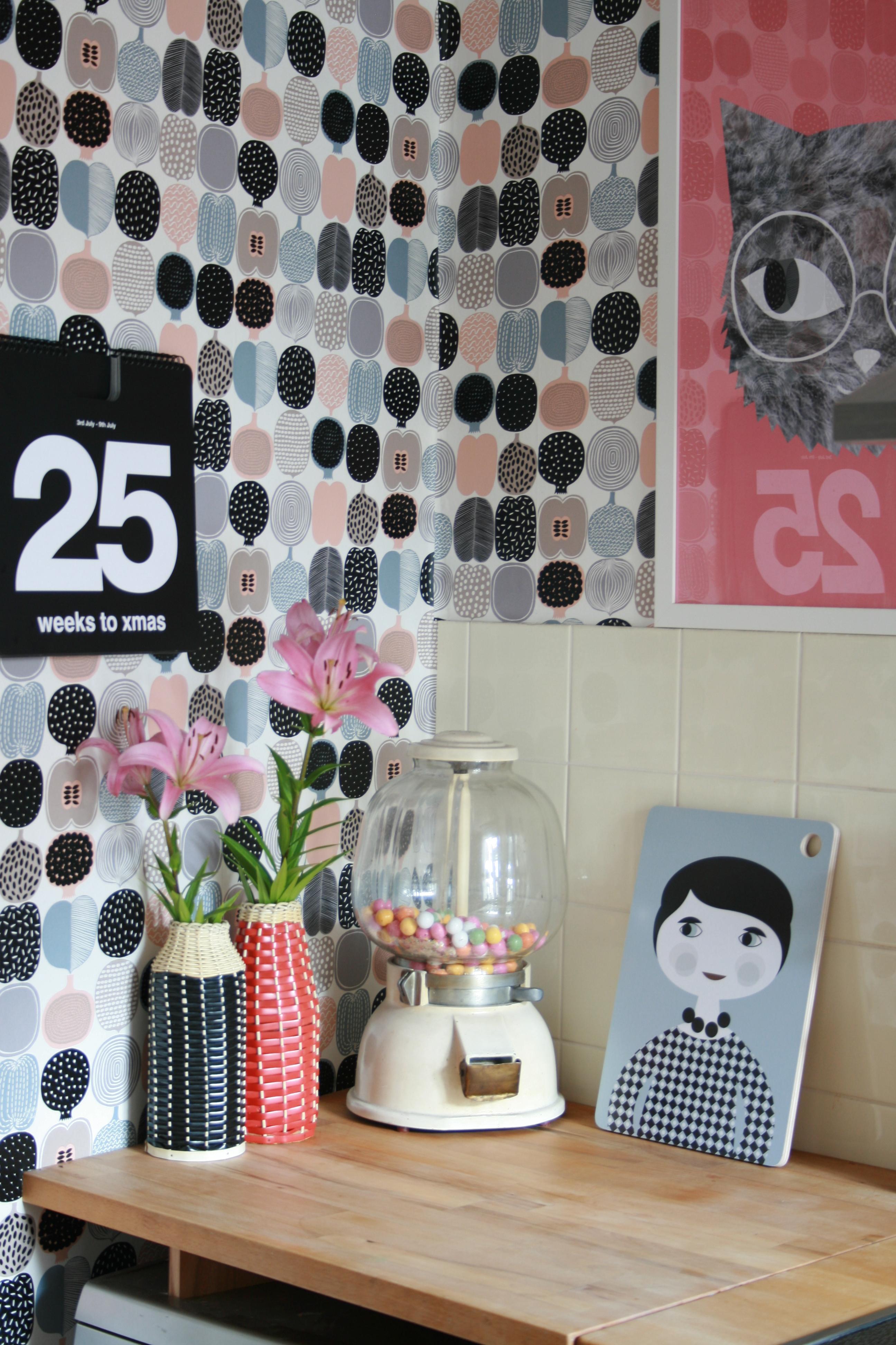 fundst ck der woche 50er vasen my home is my horst. Black Bedroom Furniture Sets. Home Design Ideas