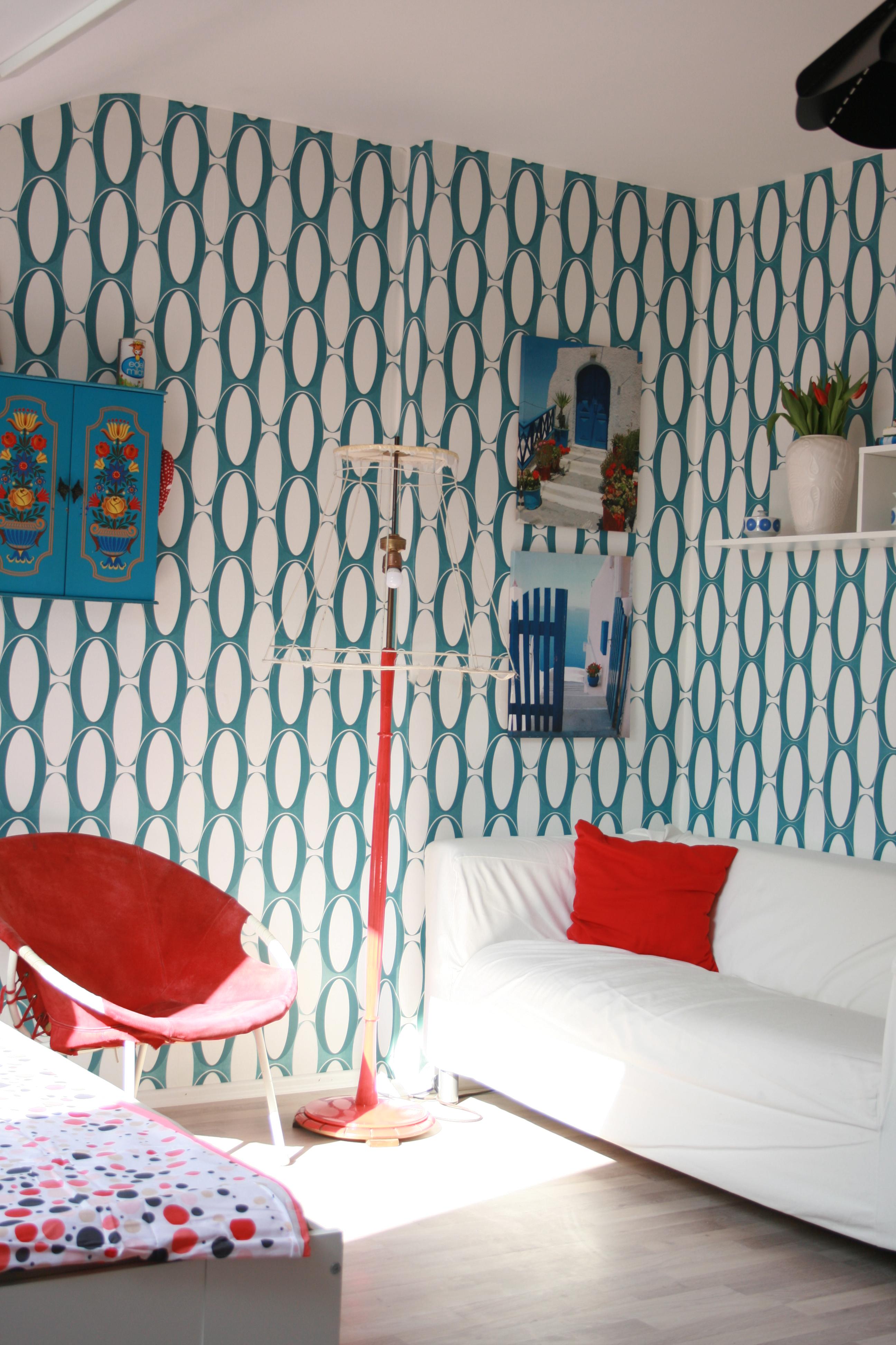 die 60er 70er jahre wohnung my home is my horst. Black Bedroom Furniture Sets. Home Design Ideas