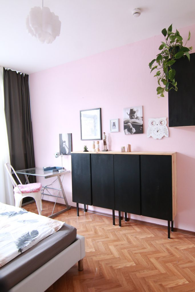ein wg schlafzimmer pimpen gewinner my home is my horst. Black Bedroom Furniture Sets. Home Design Ideas