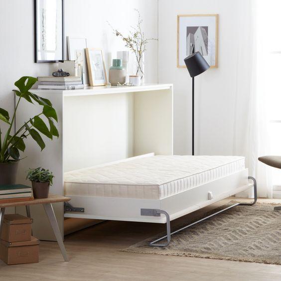 das schrankbett give away my home is my horst. Black Bedroom Furniture Sets. Home Design Ideas