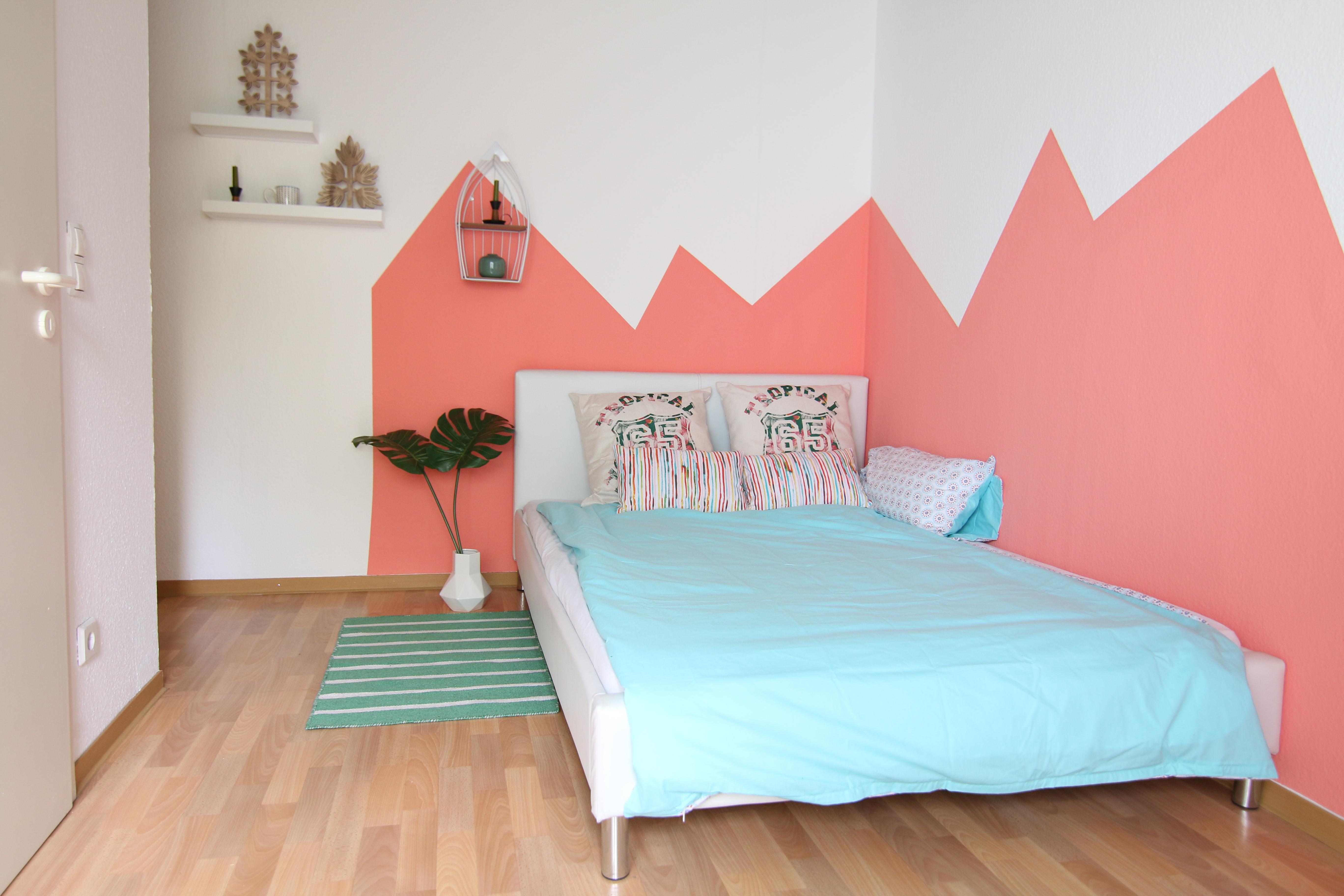 Mehr Gemutlichkeit Fur Die Bettnische My Home Is My Horst