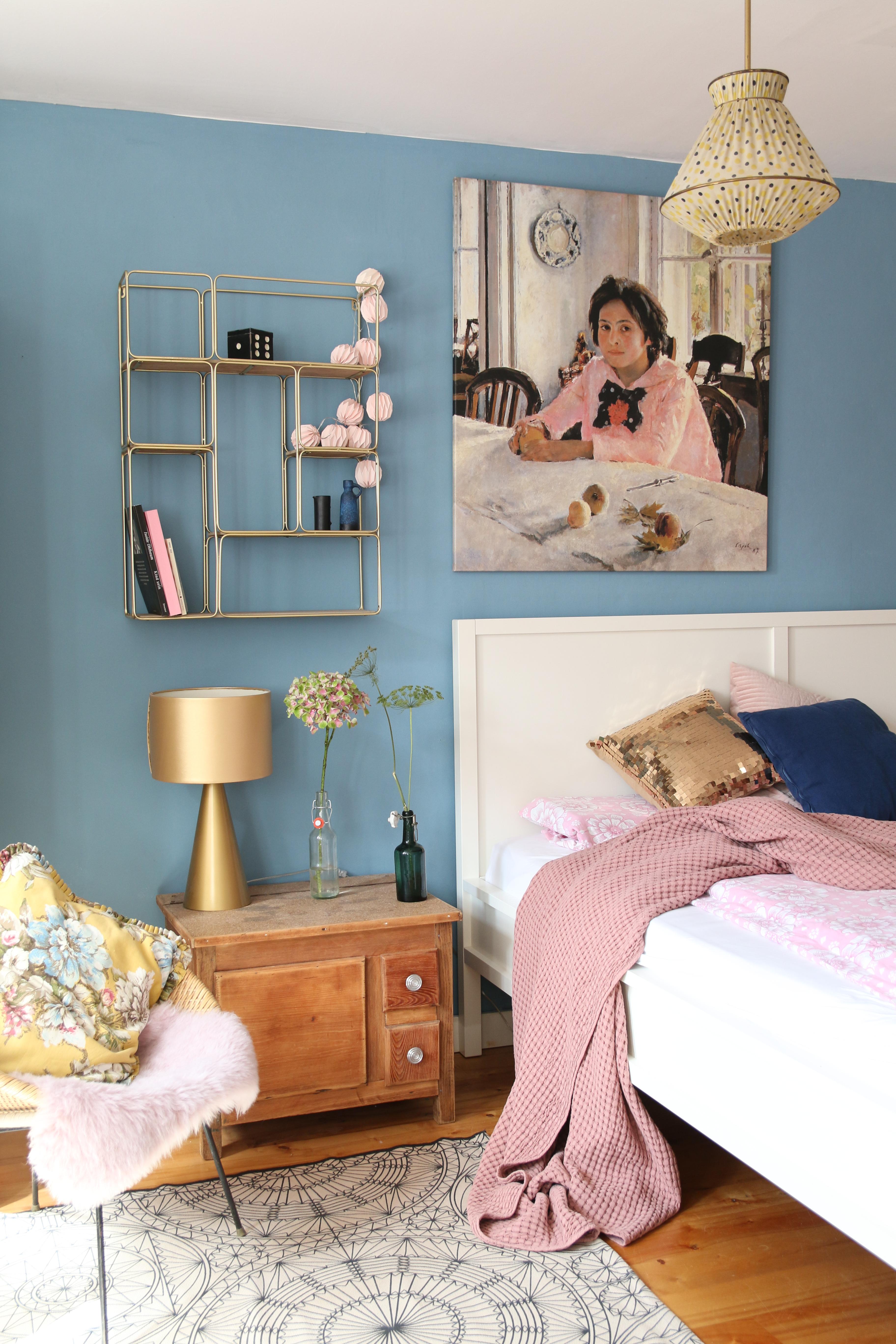 fundst ck der woche vintage bettw sche my home is my horst. Black Bedroom Furniture Sets. Home Design Ideas