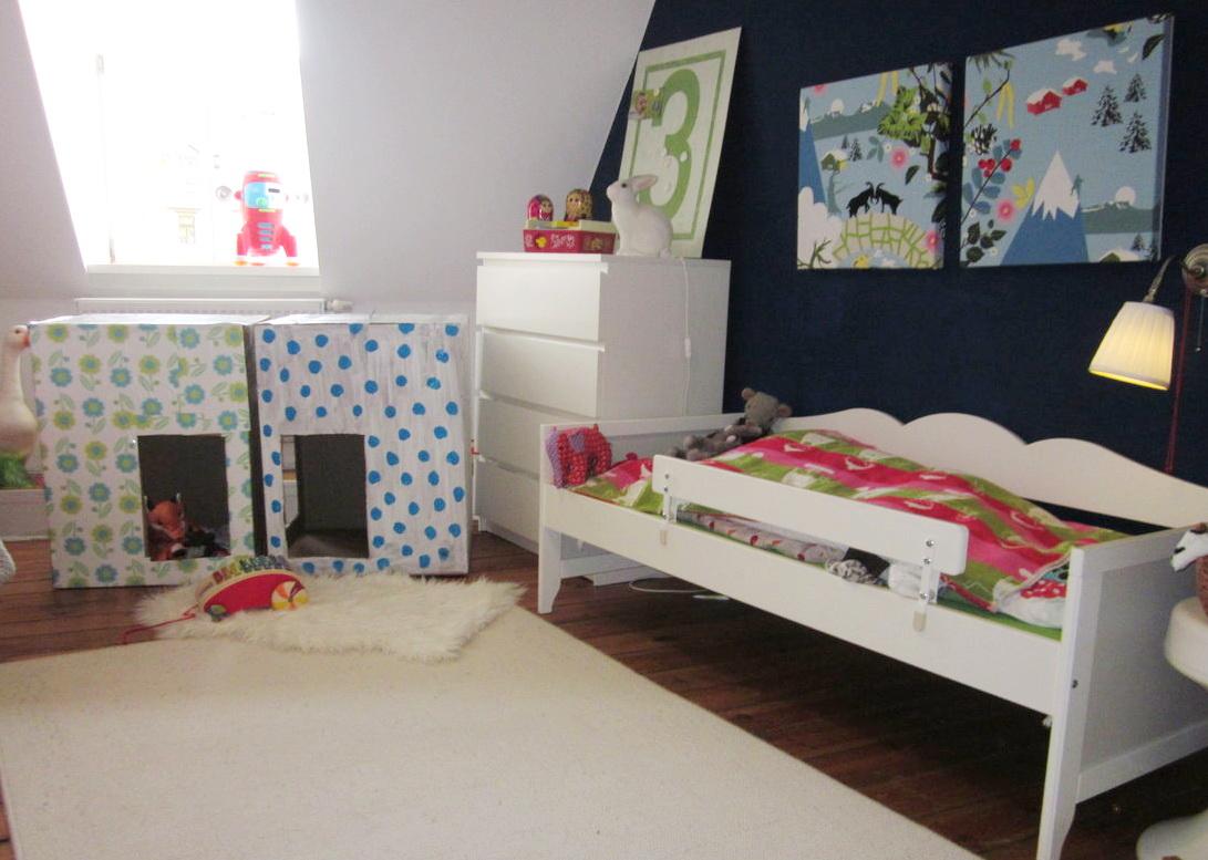Das Kinderzimmer im Wandel der Zeit | My home is my horst